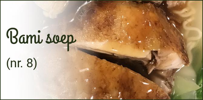 Kiem Foei bami soep