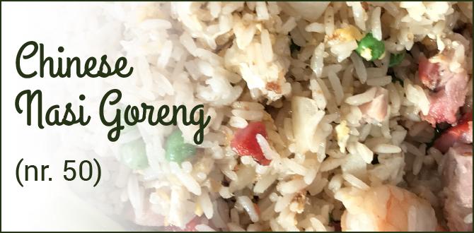 Kiem Foei chinese nasi goreng